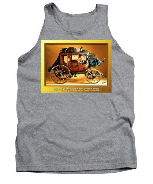 The Daugherty Express Tank Top