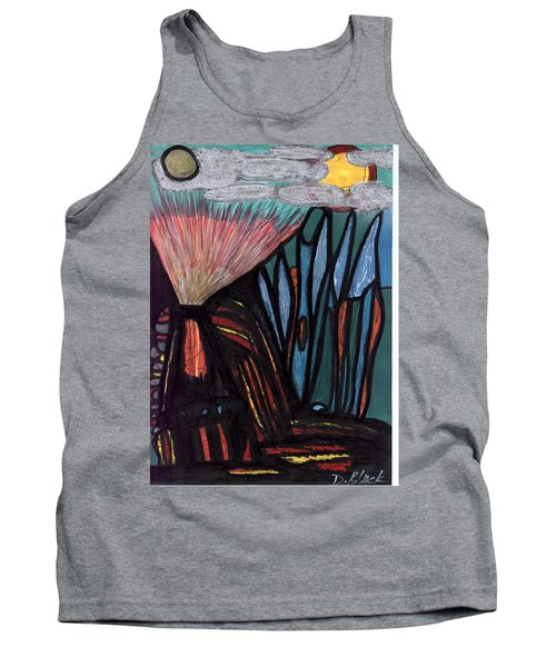 The Dawn Of Formation Tank Top by Darrell Black