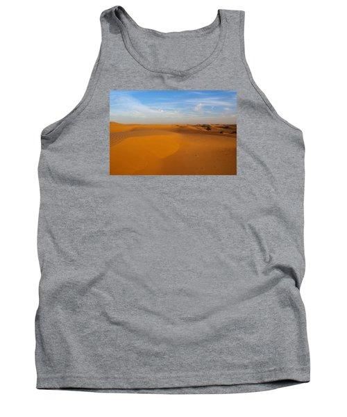 The Desert  Tank Top by Jouko Lehto