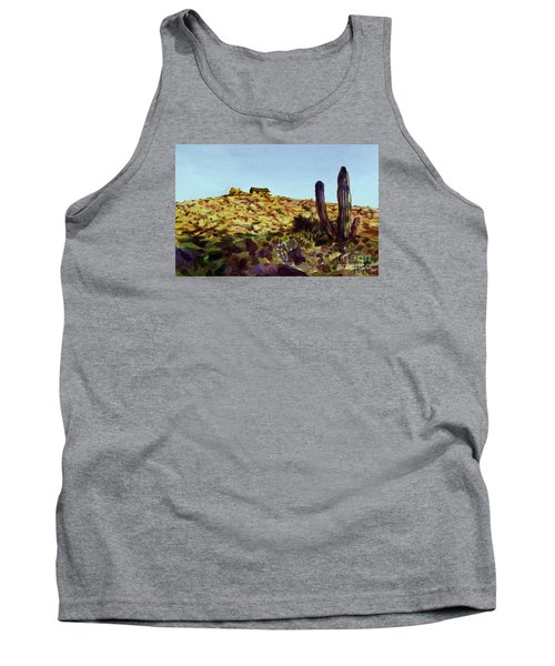 The Desert Place Tank Top