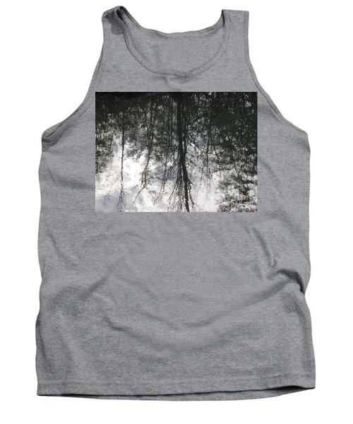 The Devic Pool 1 Tank Top by Melissa Stoudt