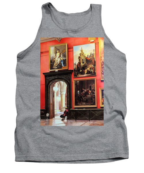 The Docent Tank Top