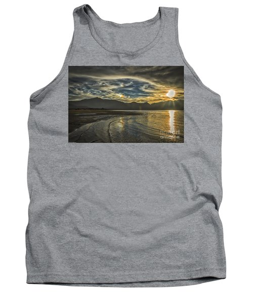 The Dog Days Of Summer Tank Top by Mitch Shindelbower