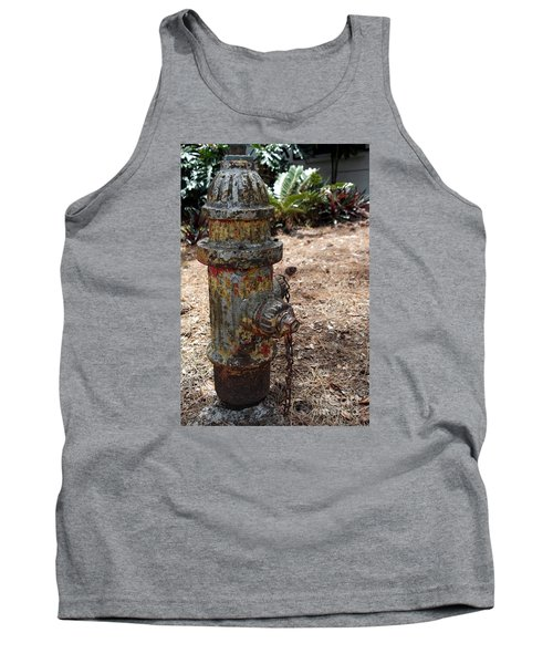 The Doggy Did It Tank Top by Irma BACKELANT GALLERIES