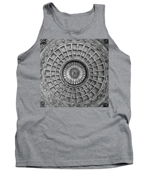 The Dome Bw  Tank Top