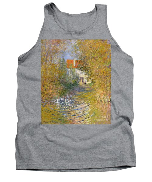The Duck Pond Tank Top