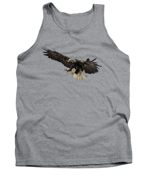 The Eagle Tank Top by Scott Carruthers
