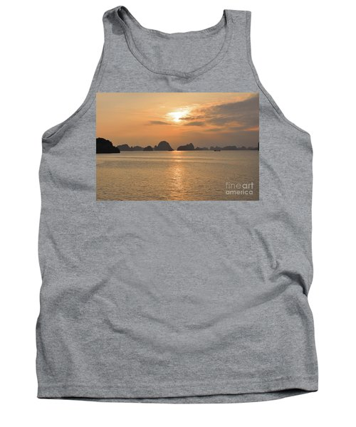 The Edge Of The World Tank Top
