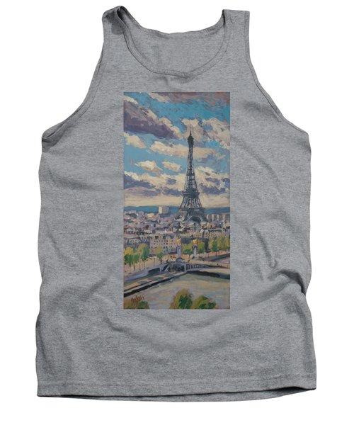 The Eiffel Tower Paris Tank Top