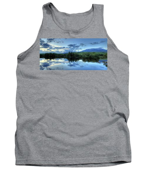 The End Is Near Tank Top by Lori Deiter