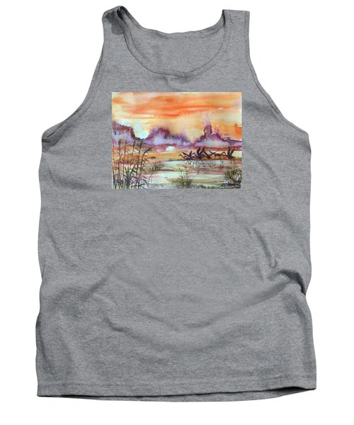The End Of The Day 2 Tank Top