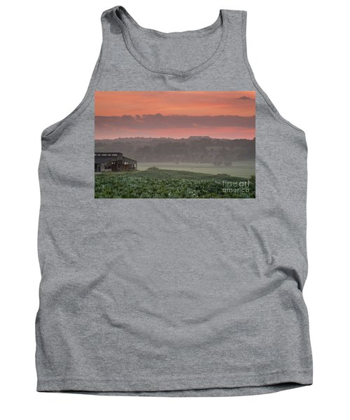 The English Landscape 2 Tank Top