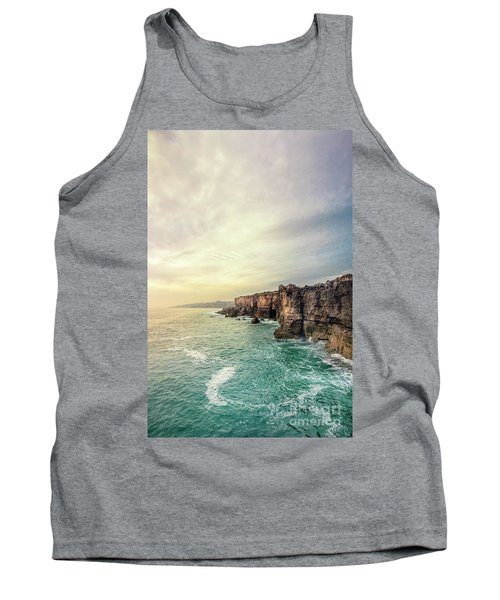 The Eternal Song Of The Ocean Tank Top
