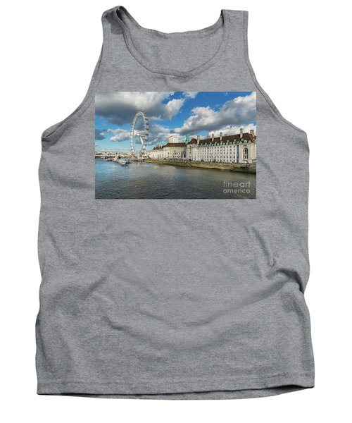The Eye London Tank Top by Adrian Evans