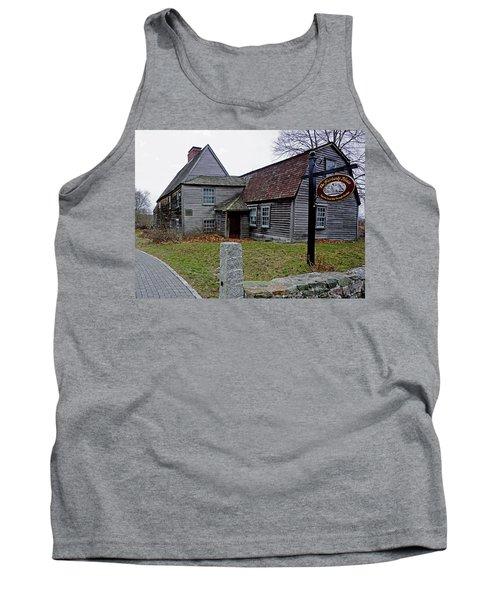 The Fairbanks House Tank Top
