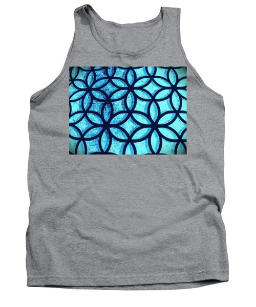 The Flower Of Life Tank Top