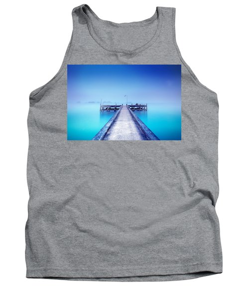 The Foggy Morning Tank Top