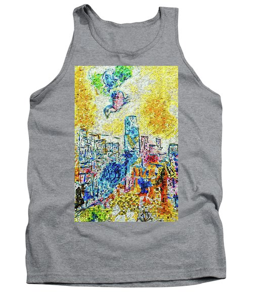 The Four Seasons Chicago Portrait Tank Top