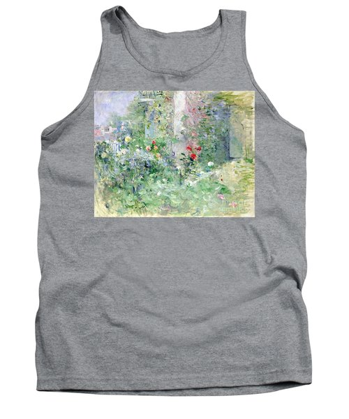 The Garden At Bougival Tank Top