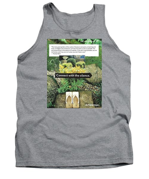 The Garden Of The Soul Tank Top