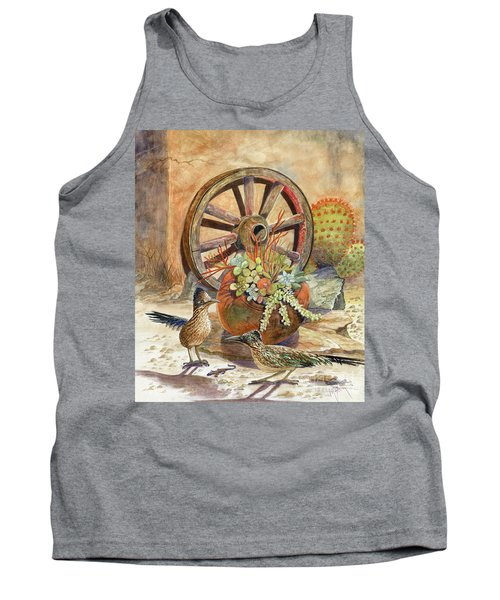The Gift Tank Top by Marilyn Smith