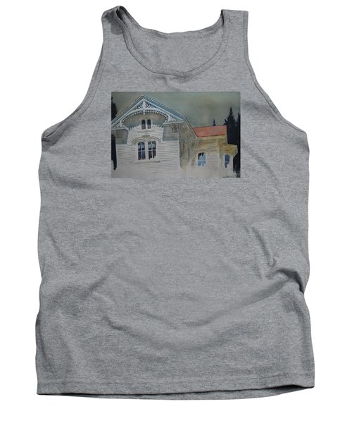 the Ginger Bread House Tank Top