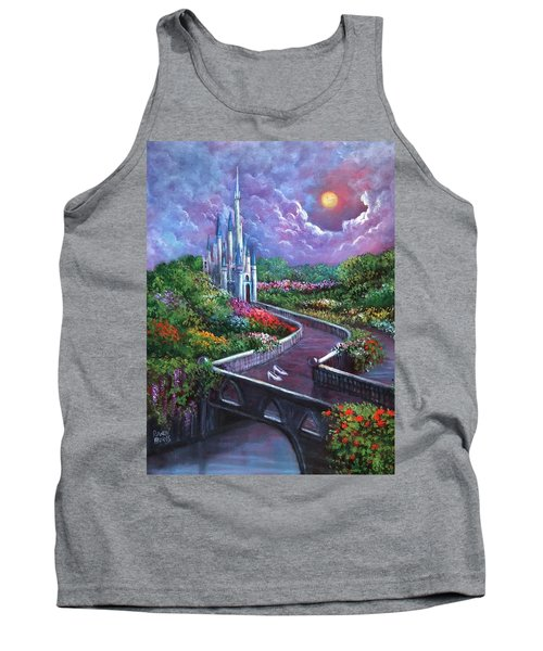 The Glass Slippers Tank Top