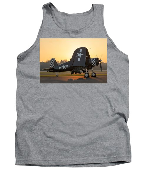 The Gold Standard Tank Top