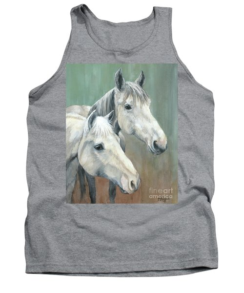 The Grays - Horses Tank Top