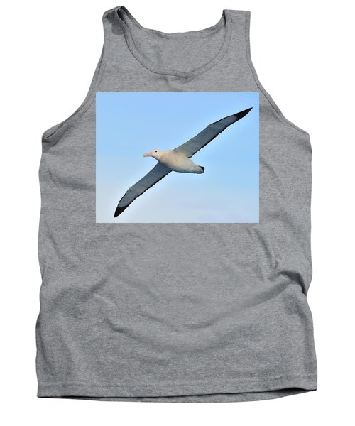 The Greatest Seabird Tank Top by Tony Beck