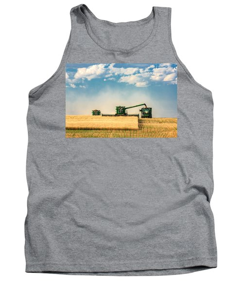 The Green Machines Tank Top