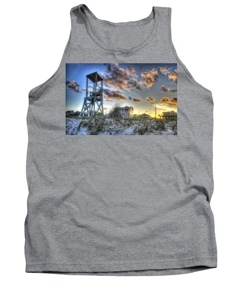 The Guardian Tank Top by Phil Mancuso