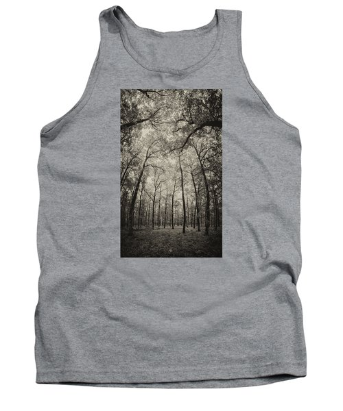 The Hands Of Nature Tank Top by Stavros Argyropoulos