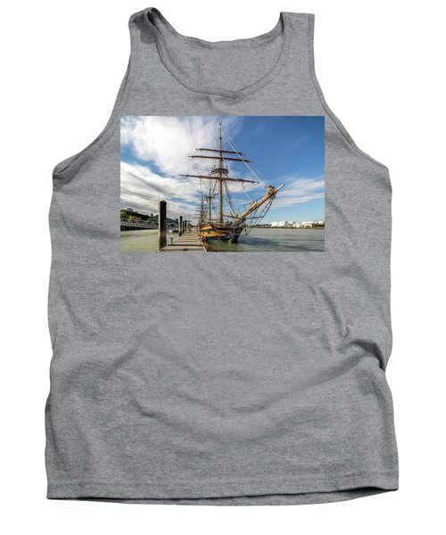 The Hawaiian  Cheiftain Tank Top