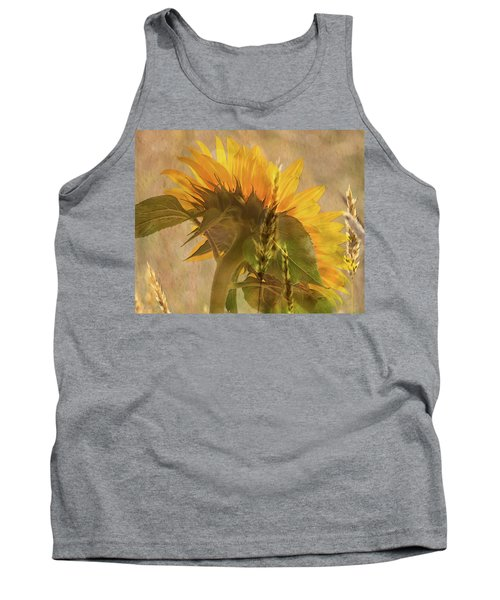 The Heat Of Summer Tank Top