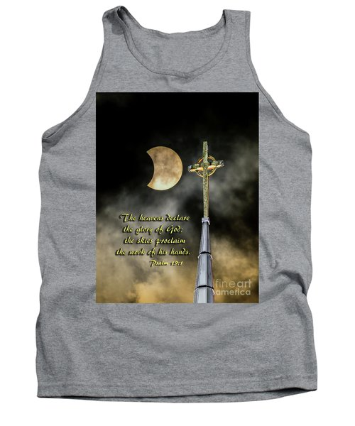 The Heavens Declare The Glory Of God Tank Top