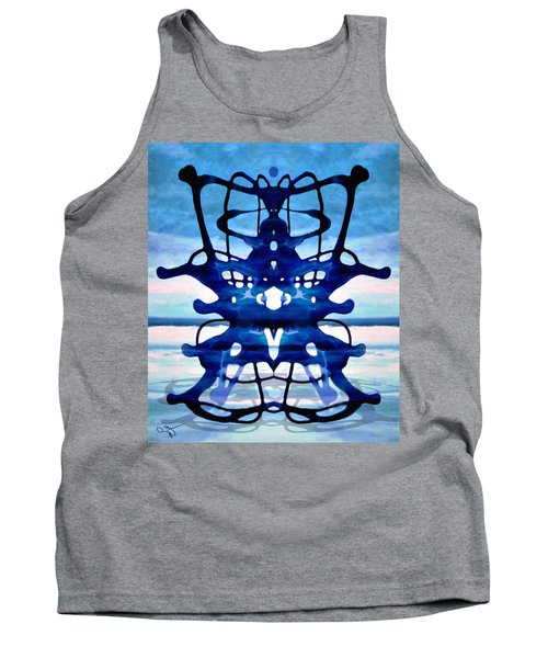 The Hierophant Tank Top