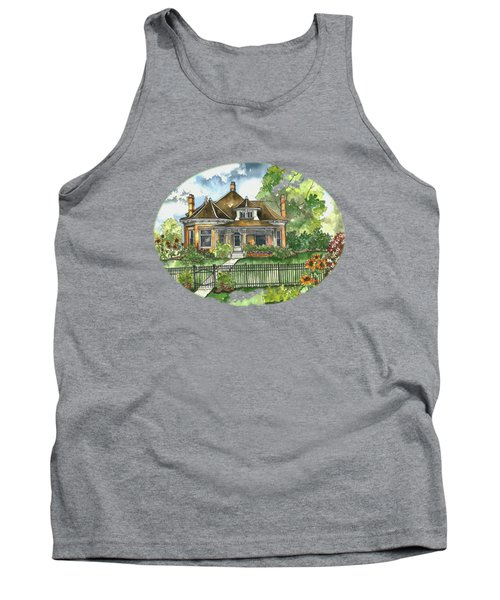 The House On Spring Lane Tank Top