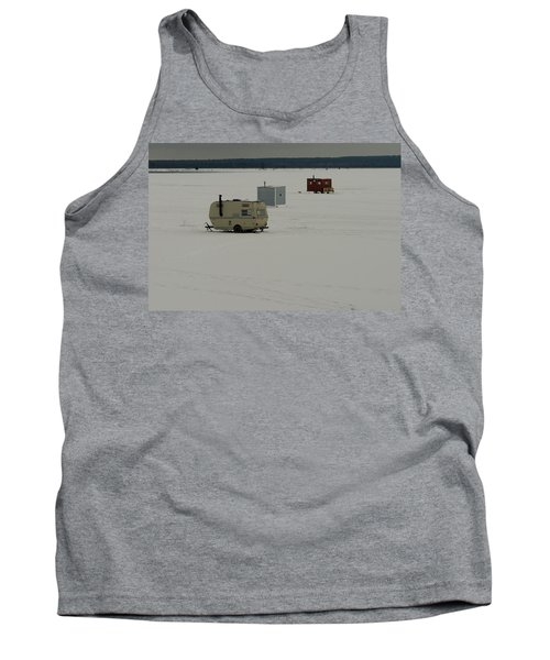 The Huts Tank Top