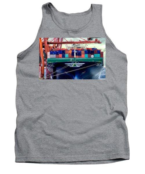 The Hyundai Faith Seattle Washington Tank Top