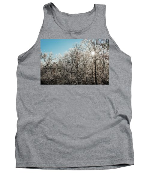 The Ice Storm Tank Top by Penny Lisowski