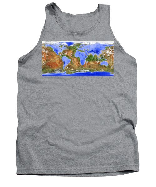 The Inverted World Tank Top