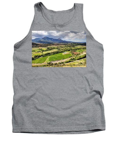 The Jewel Of The North Fork Tank Top