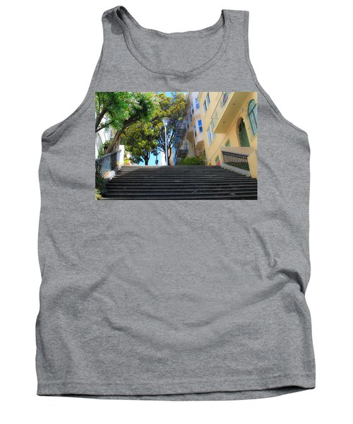 The Joice Street Steps Tank Top
