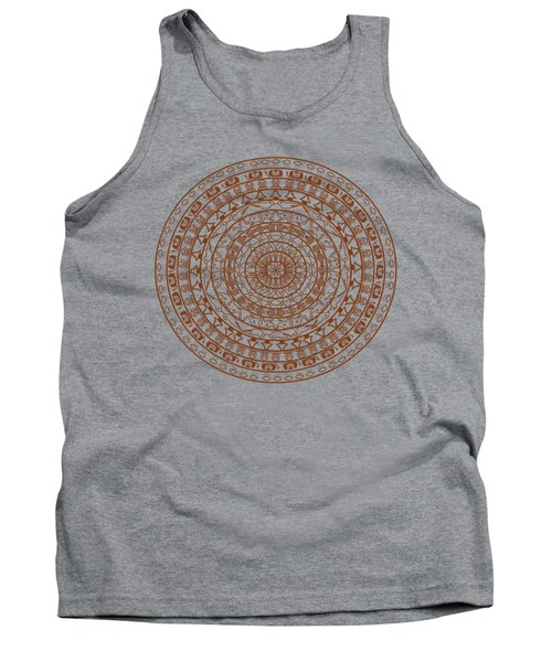 The Jungle Mandala Tank Top