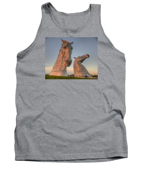 The Kelpies Tank Top