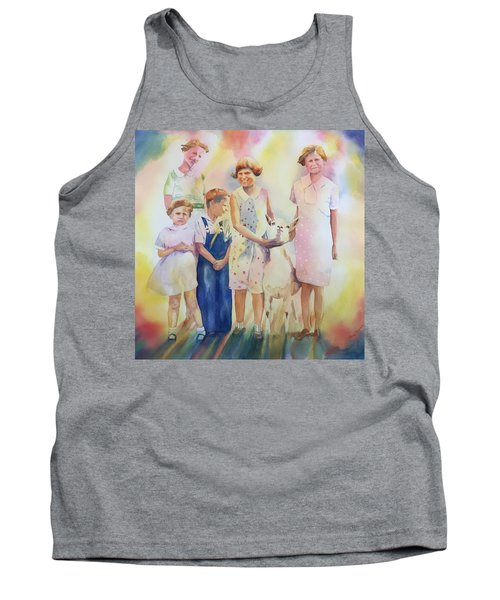 The Kids And The Kid Tank Top