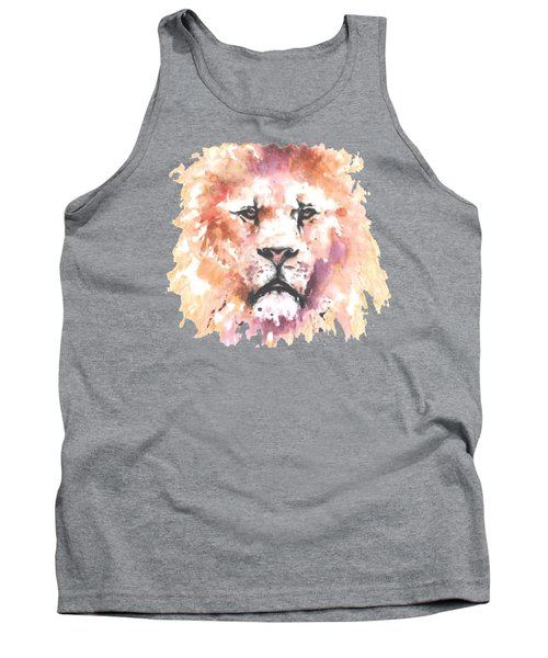 The King T-shirt Tank Top by Herb Strobino