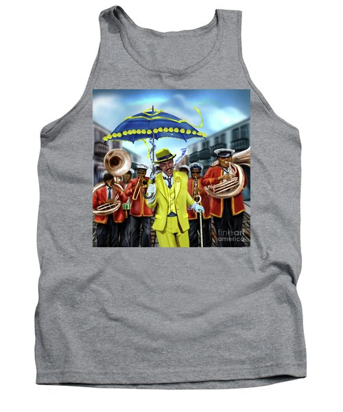 The Kingman  Tank Top