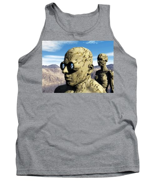 The Last Elementals Awaiting Their Doom Tank Top